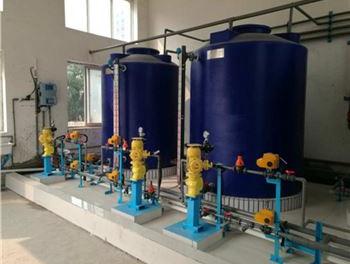 水处理药剂投加设备